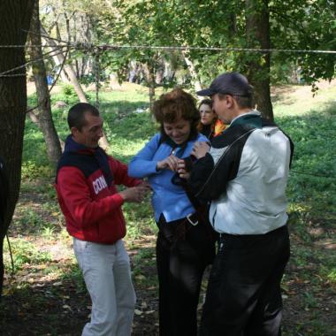Организация и проведение тренинга по командообразованию